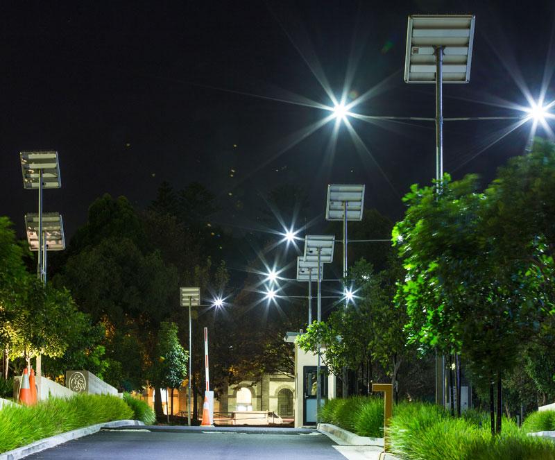 SCG Car Park